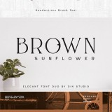 Pack of 9 Creative Fonts Vol 6