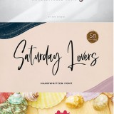 Pack of 9 Creative Fonts Vol 4