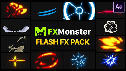 Flash FX Pack | After Effects 27583638