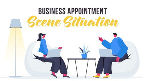 Business appointment - Scene Situation 27642172